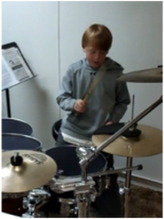 Drum and Percussion lessons at GTR Music Studio